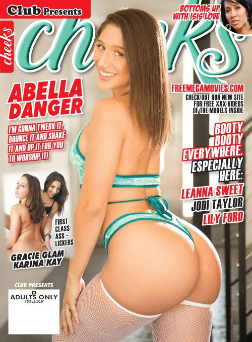 Cheeks #292 featuring hot pornstar Abella Danger