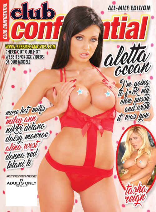 Club Confidential #32 magazine featuring Aletta Ocean, Tasha Reign, Cleo Visen & more. Stream or download this digital magazine with videos today!