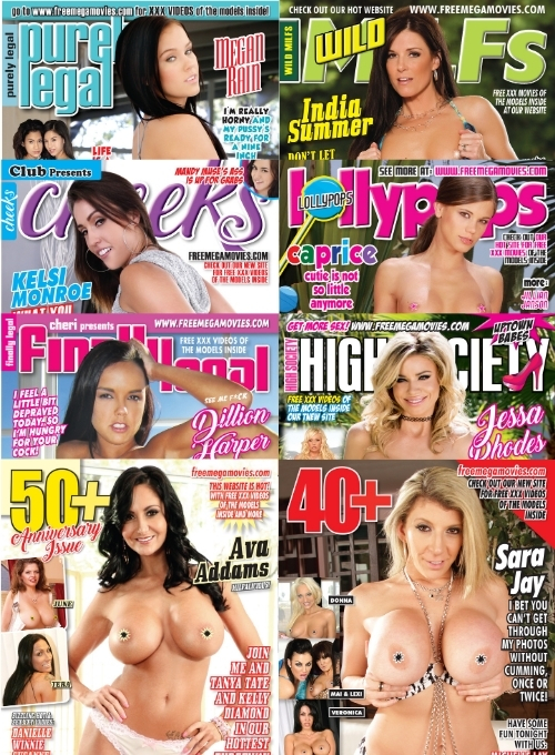 Winter 2020 XXX magazines and XXX videos