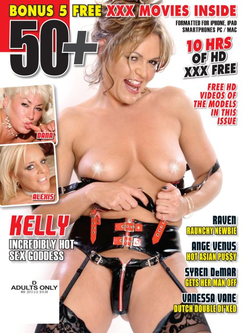 50+ #69 features Kelly. Syren De Mer & more mature ladies in XXX porn action