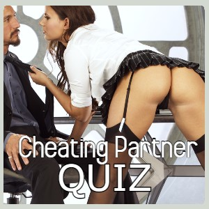 Cheating partner quiz