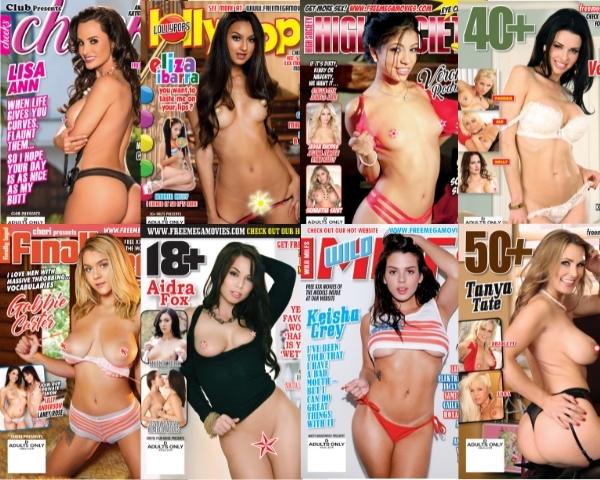 june 2021 XXX magazines videos