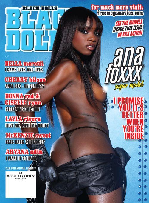black dolls 252 ana foxxx pornstar big butt babe xxx