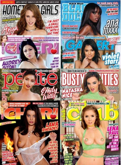 july 2021 XXX magazines videos