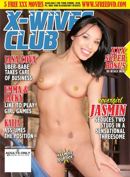 xwives club 57 jasmine free magazine xxx porn videos hot wife brunette latina