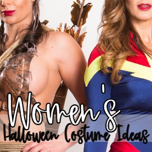 Women's Halloween Costume Ideas