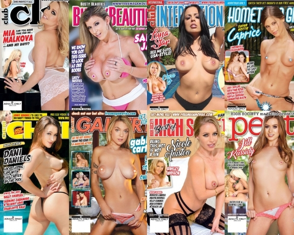 Fall 2021 hardcore adult porn magazines with XXX videos includes busty babes, young honey's, wild pornstars and more. Available now!